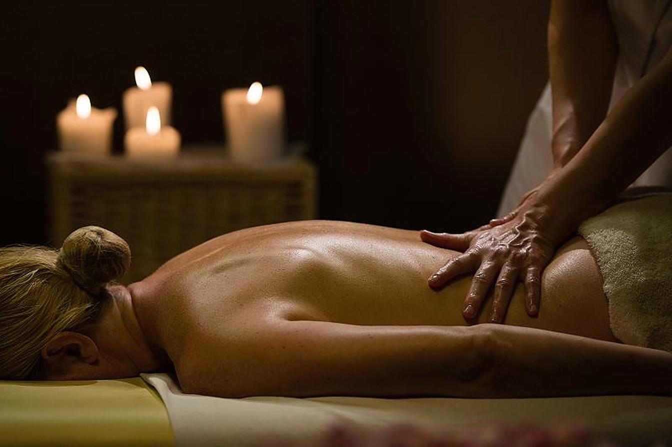 Erotische Massage-Praktiken
